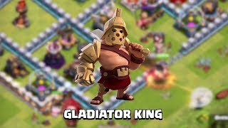 NEW UPDATE 2019 CLASH OF CLANS | NEW HERO SKIN | #COC