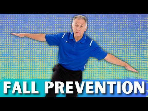 7 Balance Exercises for Seniors-Fall Prevention by Physical