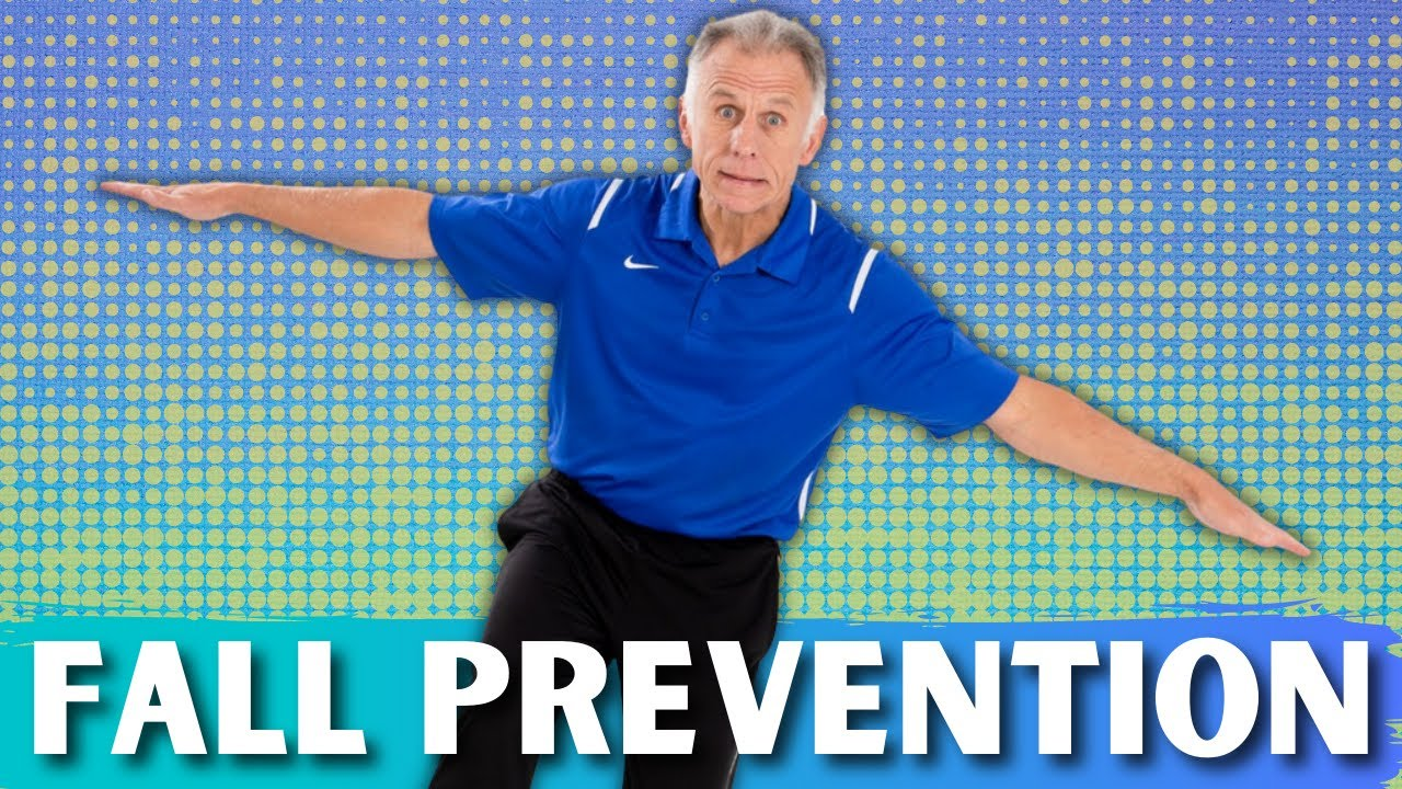Balance exercise physical therapy - 7 Balance Exercises For Seniors Fall Prevention By Physical Therapists Youtube