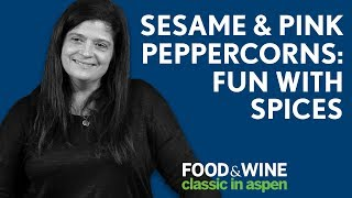 Fun with Spices | Alex Guarnaschelli | Food & Wine Classic in Aspen 2018