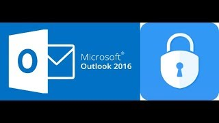 How to encrypt and digitally sign E-mail in outlook 2016