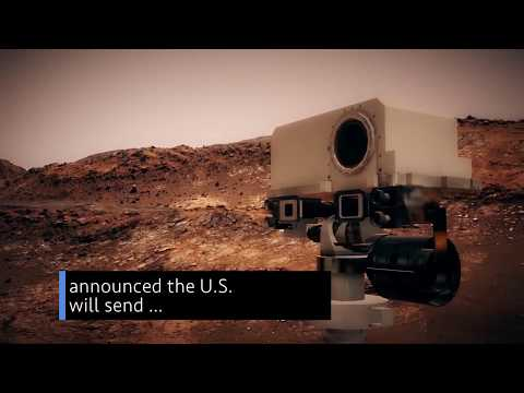 A Copter Companion for the Mars 2020 Rover on This Week @NASA – May 11, 2018