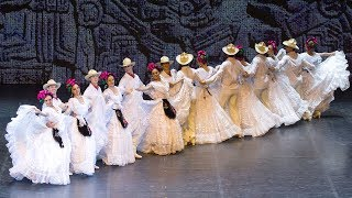 "Сюита мексиканских танцев ""Сапатео"",""Авалюлько"". ГААНТ имени Игоря Моисеева."