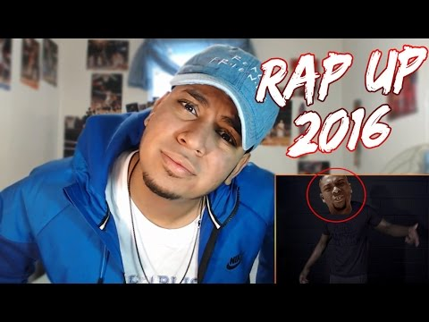 Rapman 2016 Wrap up REACTION WOW! (Rap up 2016) Grime reaction Uncle Murda Comming Soon! @ChriisSky