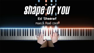 Download lagu Ed Sheeran - Shape Of You | Piano Cover by Pianella Piano