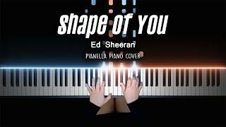 Ed Sheeran - Shape Of You | Piano Cover by Pianella Piano
