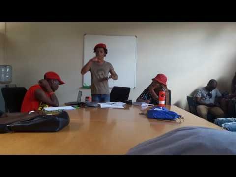 EFFSC Tshwane Sunnyside Campus: Dialectical symbiotic link between the EFF and the Students' Command