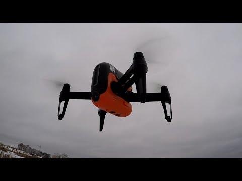 Футуристичный квадрокоптер Wingsland M5 с модной аппаратурой и бесполезным FPV