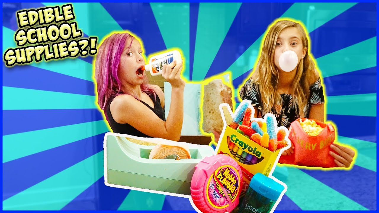 yummy-edible-school-supplies-hack-sneaking-food-into-class-crazy-slime