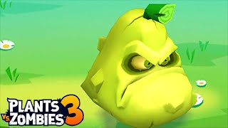 Plants vs. Zombies 3 - Gameplay Walkthrough Part 7 - Squash VS Rocket Scientist
