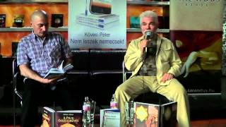 Kövesi Péter:Nem leszek nemecsek! könyvbemutató Debrecen Alexandra 2. rész Thumbnail