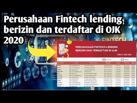 Pinjaman Online yang terdaftar di OJK update 2020 - YouTube