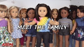 MEET THE FAMILY! an AGSM for 1,000 Subscribers