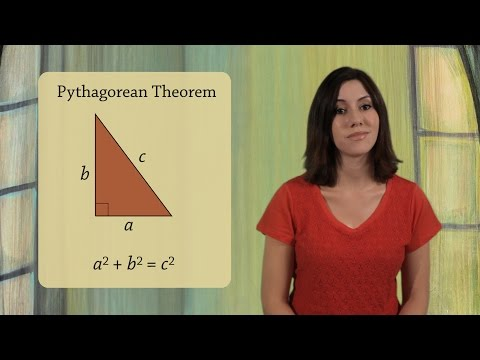 Pythagorean Theorem Proof  (Geometry)