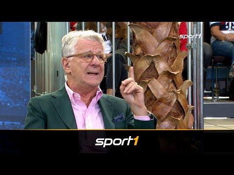 Menschenwürde und Fußball? Marcel Reif versteht FC Bayern nicht | SPORT1 - CHECK24 DOPPELPASS