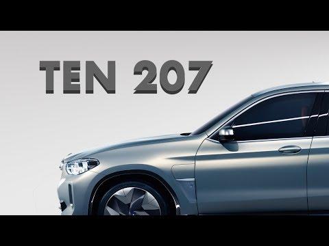 BMW iX3, Tesla's Brand Image, Ford Kills Cars -  TEN Episode 207