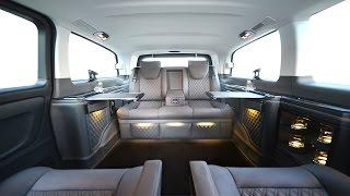 Mercedes Benz Vito / V Class VIP Design VVD1009 By TRIMO