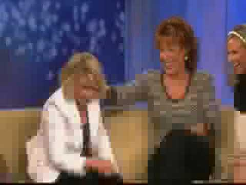 The View -7-12-07 July 12, 2007 Joan Rivers Mario Cantone