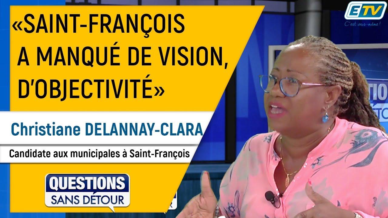 Questions Sans Détour avec Christiane DELANNAY-CLARA