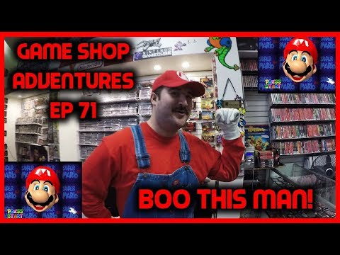 Boo this man! - Game Shop Adventures - Ep 71