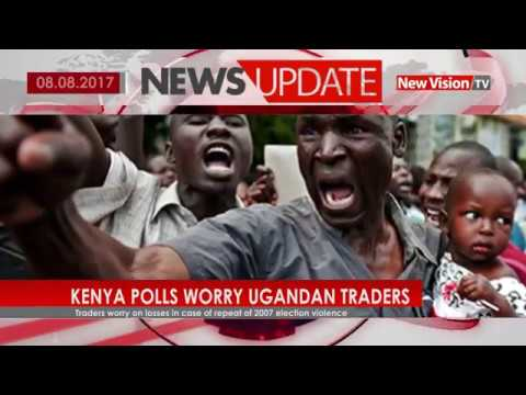 Kenya polls worry Ugandan traders