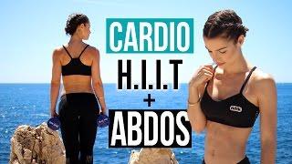 CARDIO HIIT / ABDOS / HAUT DU CORPS (Full training 30min)