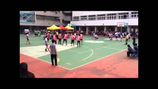 2015-2016 Inter-school dodgeba
