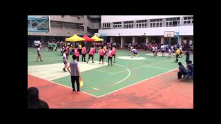 2015-2016 Inter-school dodgeball championship DMS (GP) VS 天主教伍華中學