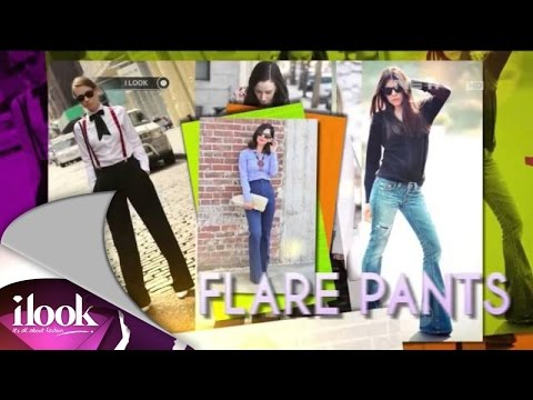 What's In  Flare Pants - iLook