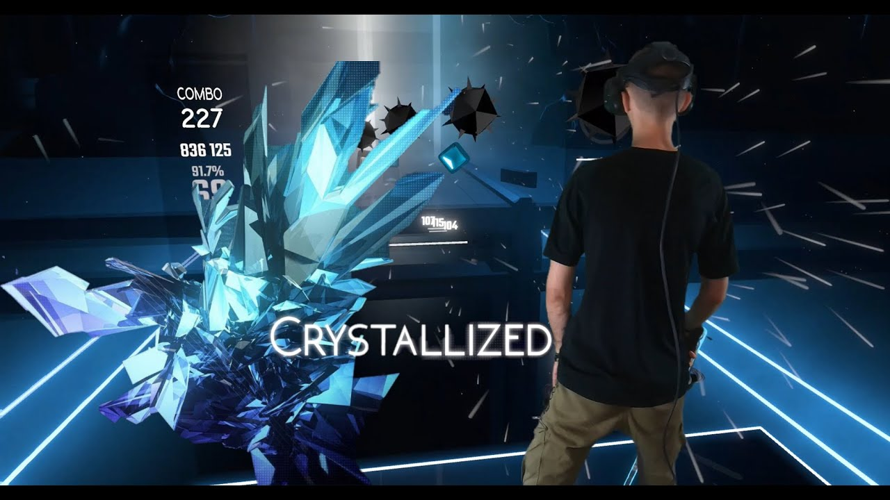 Download Beat Saber // Camellia - Crystallized ( Expert + ) SS Rank
