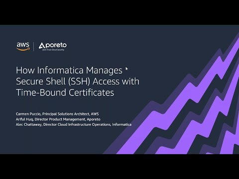 Manage Secure Shell