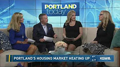 Portland's housing market heating up