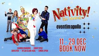 Nativity! The Musical London Trailer 2019