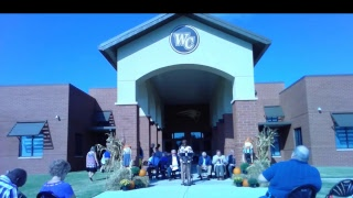 Wilcox County PK-12 School Ribbon Cutting Ceremony