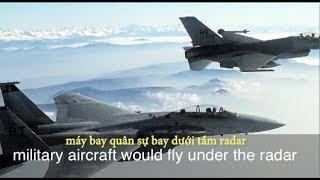 Thành ngữ tiếng Anh thông dụng: Fly Under the Radar (VOA)