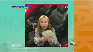 9-Year-Old Social Media Star Lil Tay Has Some Parents Concerned Over Her Big Mouth
