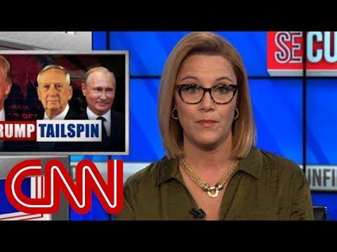 SE Cupp: Something is rotten in Trump's presidency