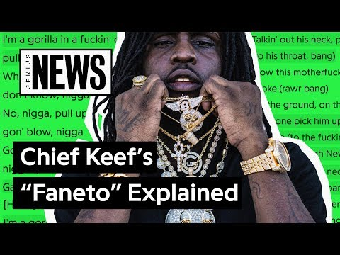 "Looking Back At Chief Keef's ""Faneto"" 