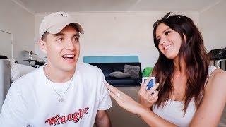 American Husband Guesses Australian Slang!
