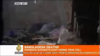 Bangladesh government carry out massacre on May 6th 2013