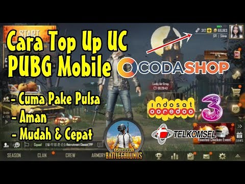 HOW TO TOP UP UC PUBG MOBILE IN CODASHOP VIA PULSE 100% SUCCESSFUL