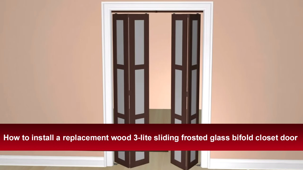 bifold closet doors with glass. bifold closet doors with glass 4