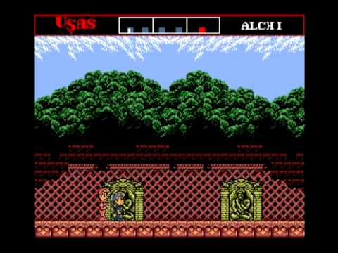The Treasure Of Usas (MSX2): Intro, Demos And Endings