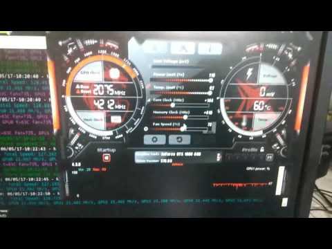 FULL Hướng dẫn setup, mod trâu xanh, trâu đỏ, ép xung VGA, card màn hình, kéo msi afterburner