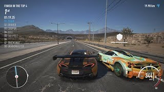 NFS Payback - Final Story Mission (full) - The Outlaw's Rush