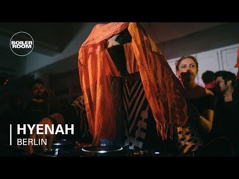 Hyenah | Boiler Room X Coke Carbonate Berlin