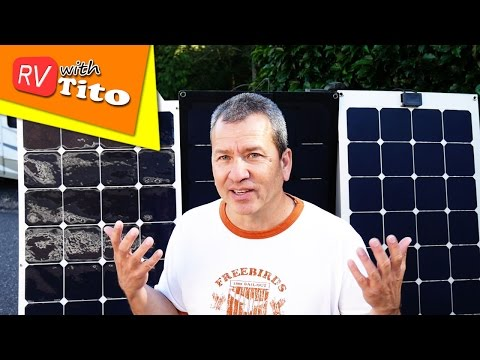 Flexible Solar Panels - What To Look For