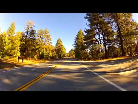 San Diego's Best Rides Sunrise Highway S1 Thru Laguna Mountains With MountainRiderThomas Part 1 of 2