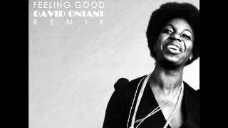 Nina Simone - Feeling good (David Oniani Remix)