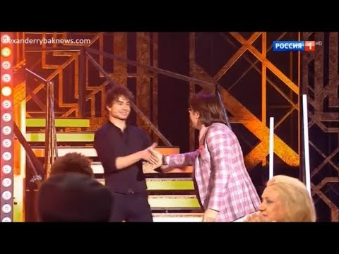 "Alexander Rybak In ""Hello Andrej!"" (Привет Андрей!) 09.02.19 W/subs"